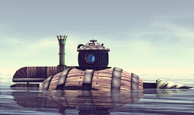 Barrelsubmarine