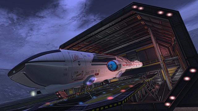 Isil hangar