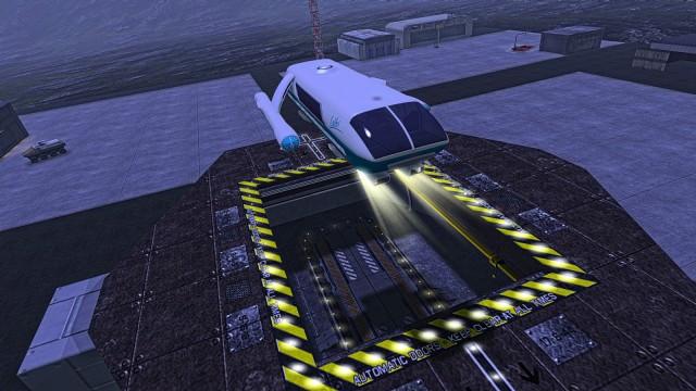 Space hangar 1