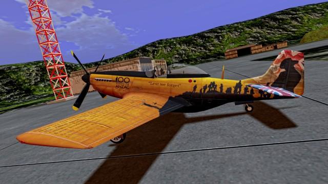 P-51 ANZAC