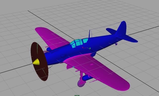 Ki-61 improgress2