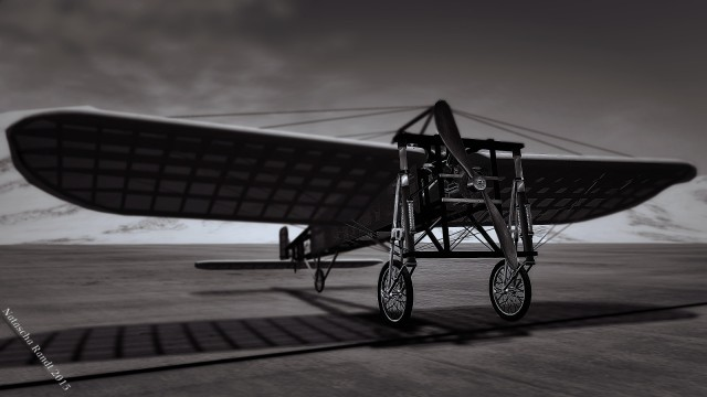 Bleriot XI_Now Fly_01