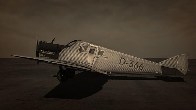 Junkers F-13 dtlwm